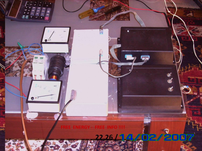 Генератор свободной энергии: схемы, инструкции, описание, как 21