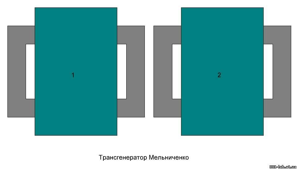 Третий рисунок, трансформатор