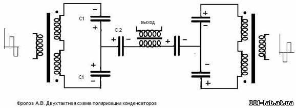 需要指出的是普通平板电容器电路得到预期效果.